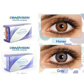 2 Pairs of FreshLook Contact Lens
