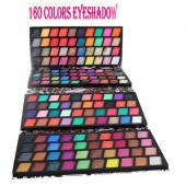 KissRose 160 Colors Eye makeup