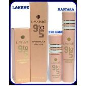 Lakme 9 To 5 & Eyeliner And Mascara Waterproof