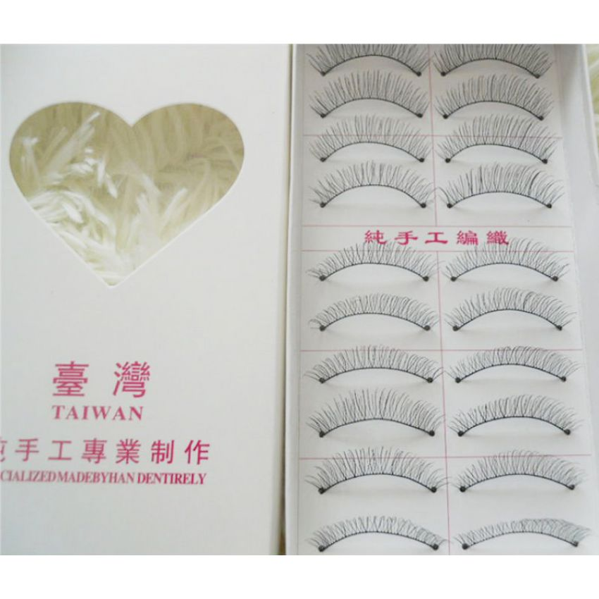 Imported 10 Pairs Makeup False Eyelashes