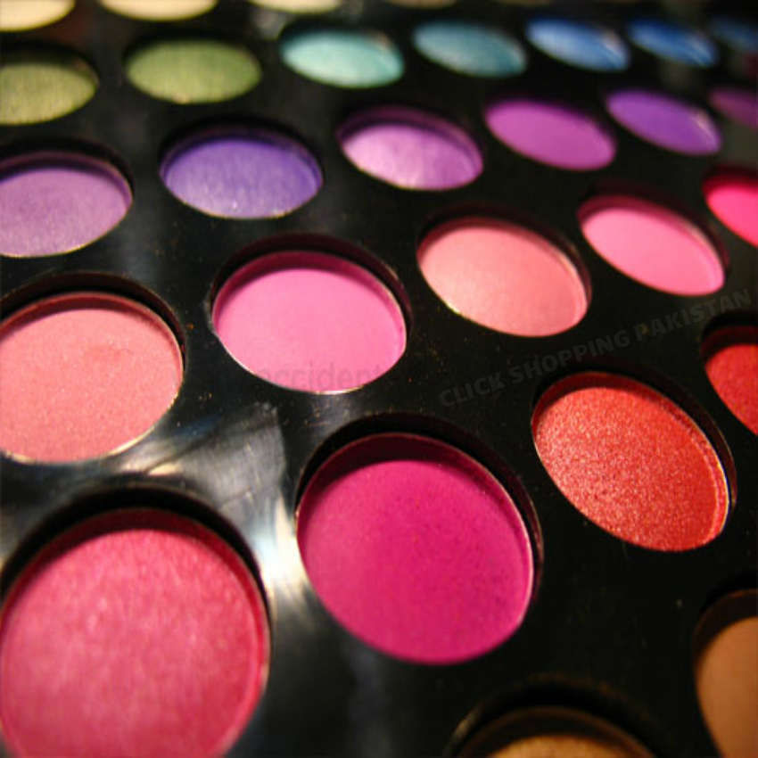 Mac 128 Color Makeup Kit