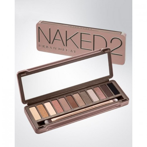 Naked 2 And Naked 3 Eyeshadow Pallete