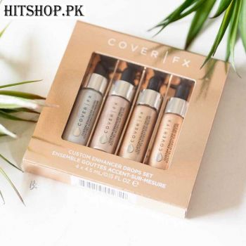 CoverFX Custom Enhancer Drops