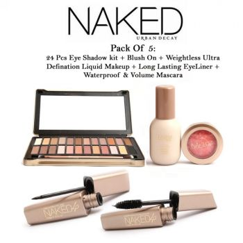 Buy Nudestix Smokey Nude Glow by Taylor Frankel 6-Piece