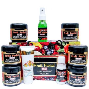 Skin Whitening Big Fruit Facial Kit