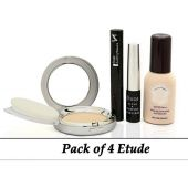 Combo of 4 Imported Etude Cosmetics for Her