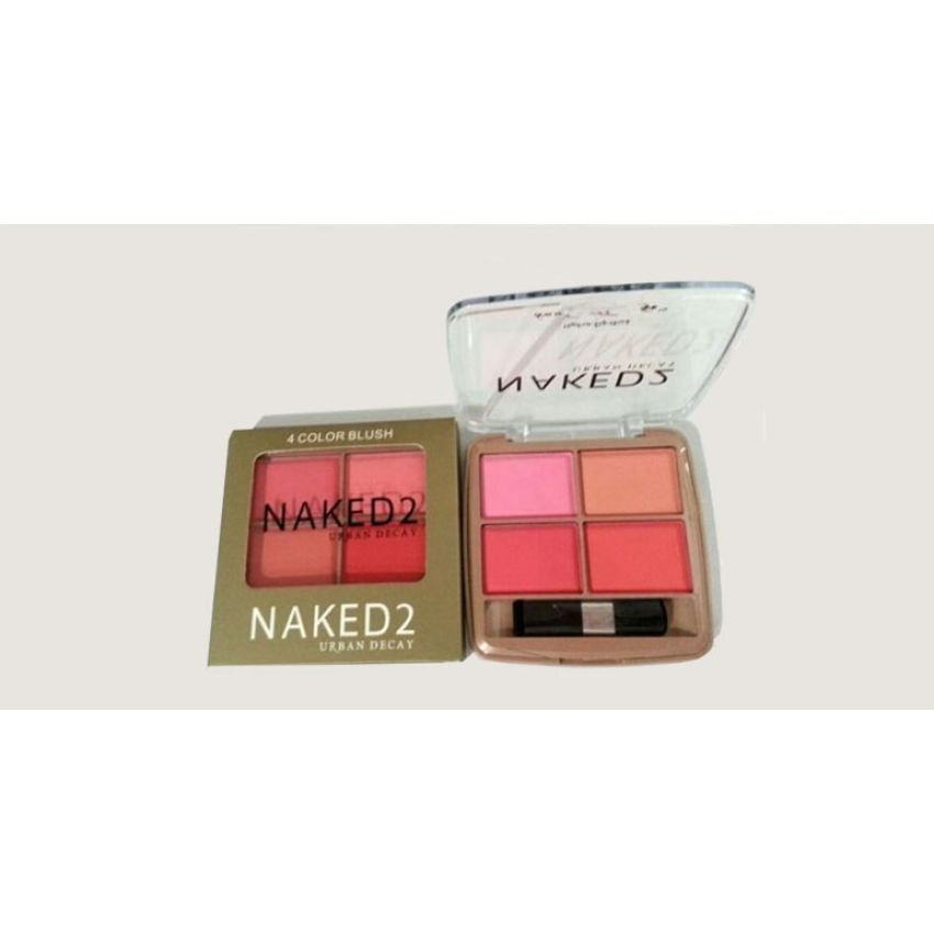 Naked3 Eyeshadow Kit 3 Free Products