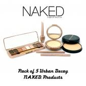 Urban Decay Pack of 6 Naked