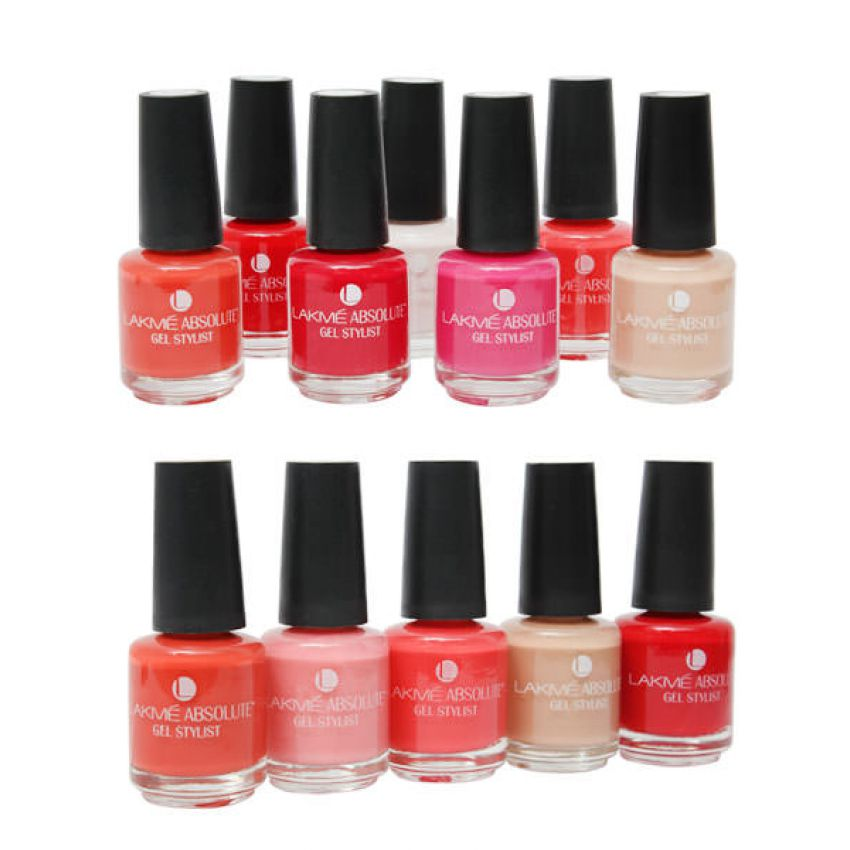 Pack Of 10 Lakme Cosmetics