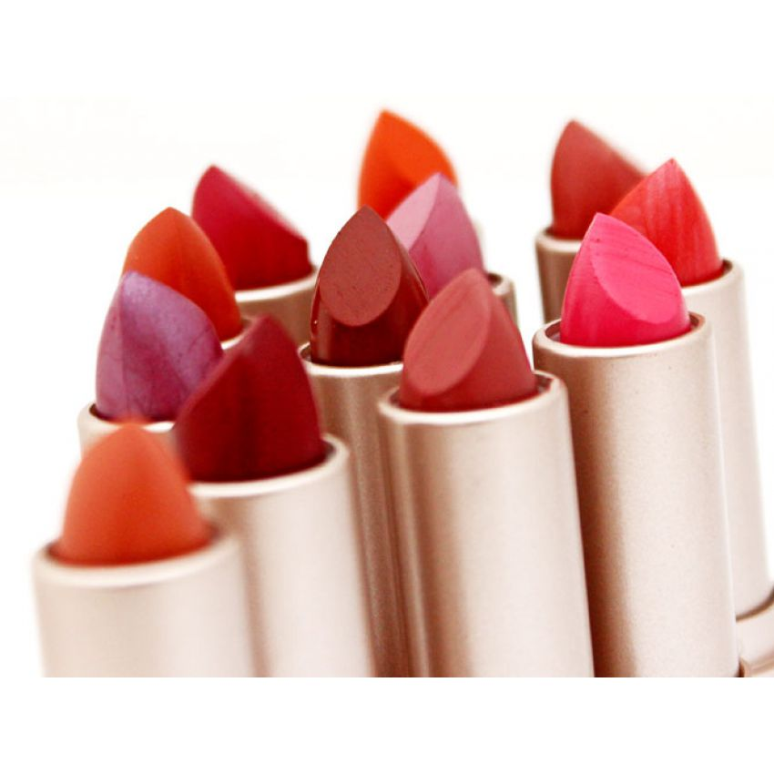 Pack of 6 naked3 lipsticks get 4 free romantic eye