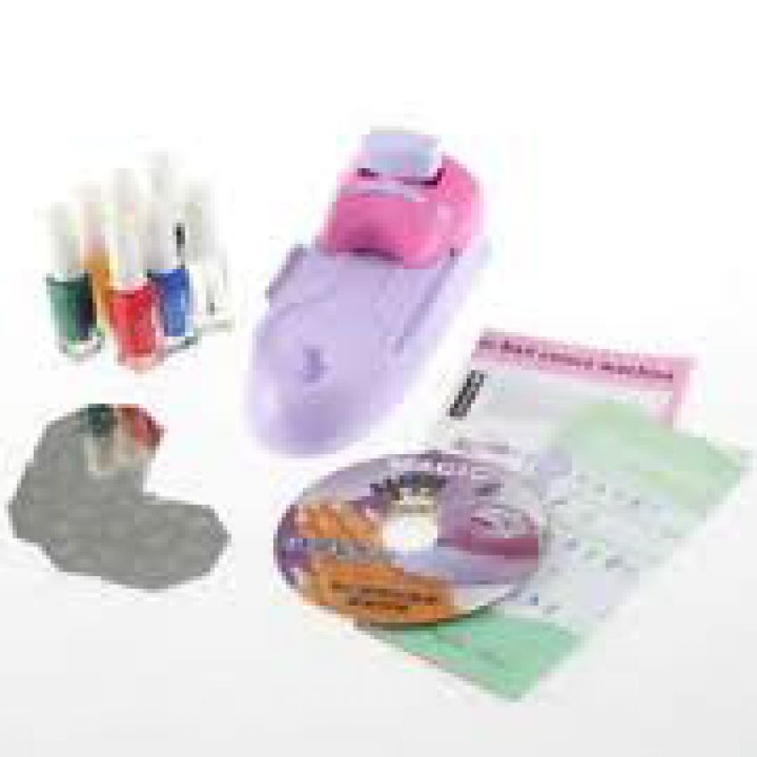 Nail Art-Stamping Machine