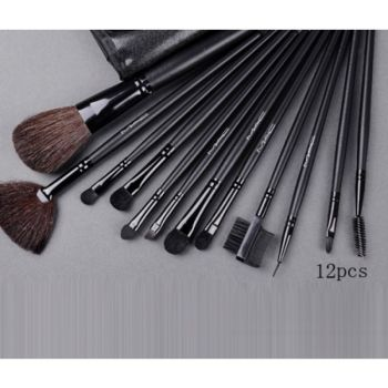 12 Pcs Mac Cosmetics Brushes