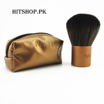 MINI KABUKI BRUSH WITH CASING Naked