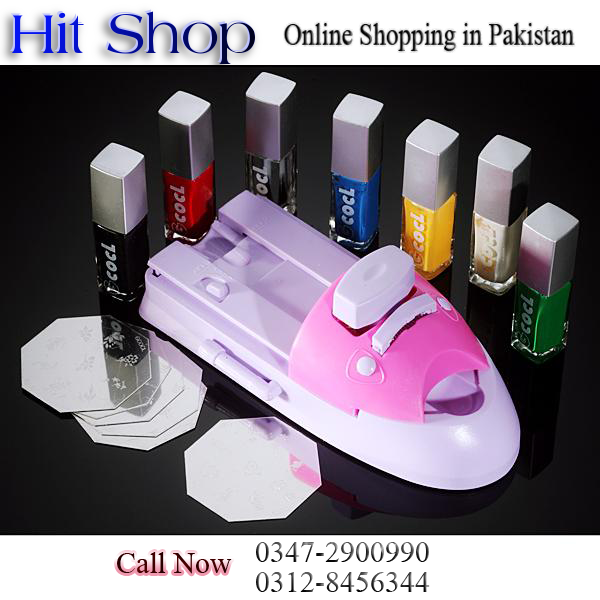 Nail art stamping machine in islamabad in pakistan hitshop nail art stamping machine in peshawar prinsesfo Image collections