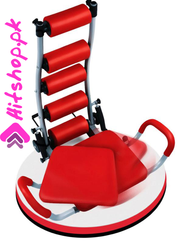 Sd Fitness Sf050 Ab Rocket Twister With Excercise Dvd And Low