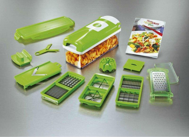 Genius nicer dicer plus price in pakistan hitshop - Coupe legume nicer dicer ...