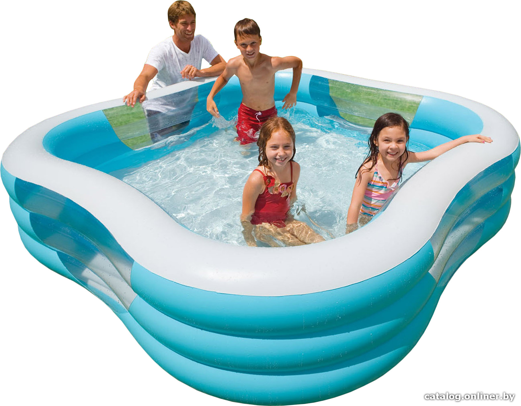 Intex Inflatable Swimming Pool 90 In Pakistan Hitshop