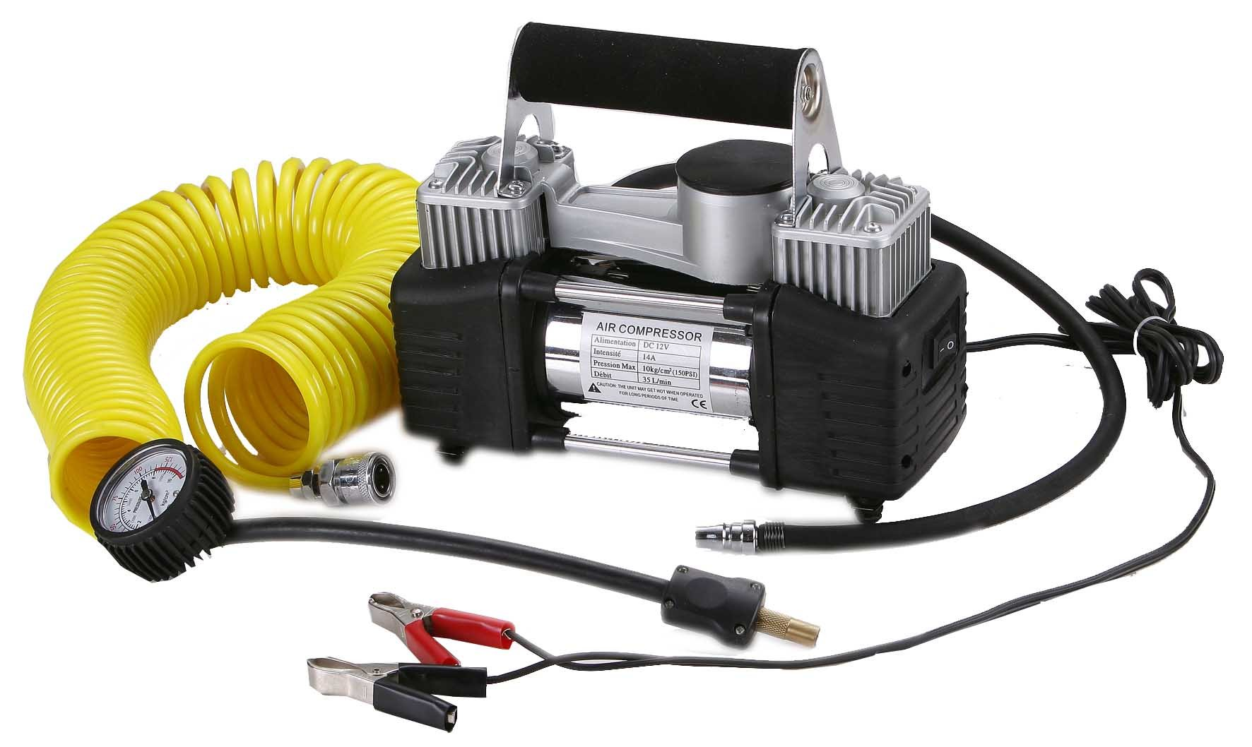 Air Compressor Car: Double Cylinder Air Compressor In Pakistan