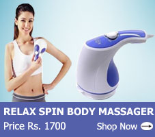 Relax Tone Body Massager in Pakistan