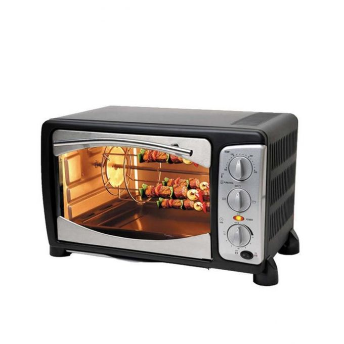 Anex AG-1069 - Oven Toaster - Black