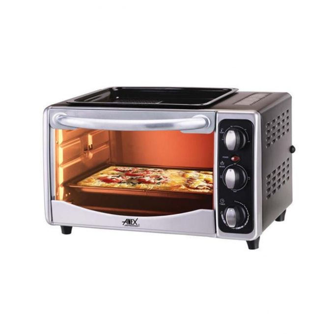 Anex AG-3066TT - Deluxe Oven Toaster - 1300 Watts