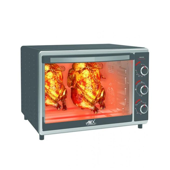 Anex AG-3070 - Deluxe Oven Toaster Grill and Rotis