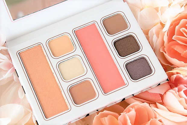 Dance til dawn eye & cheek palette