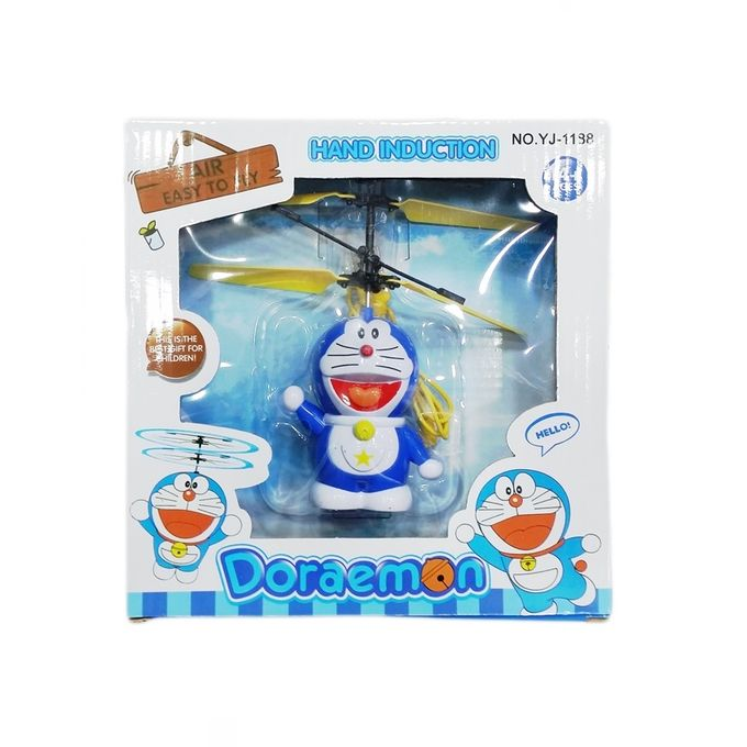 Doremon Flying Toy Blue