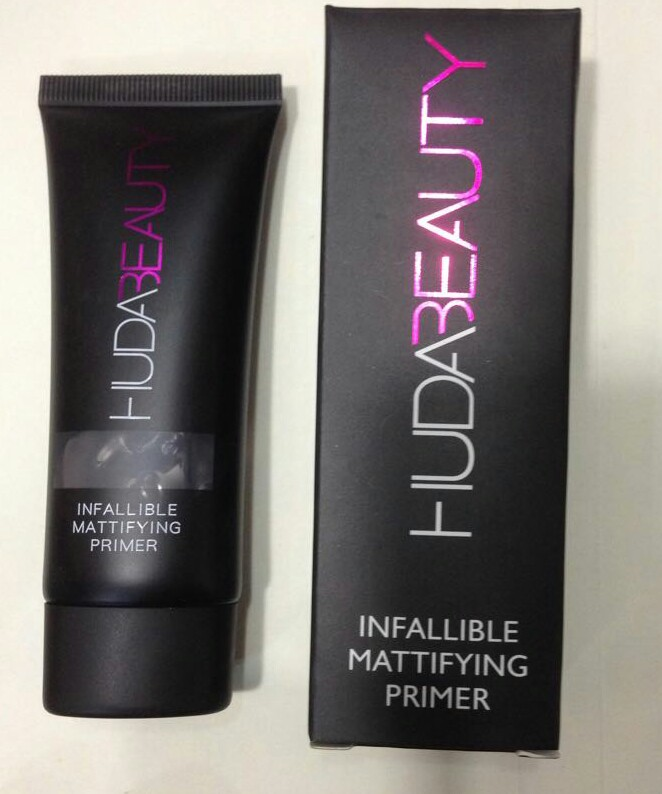 Infallible Mattifying Primer Foundation Huda Beaut