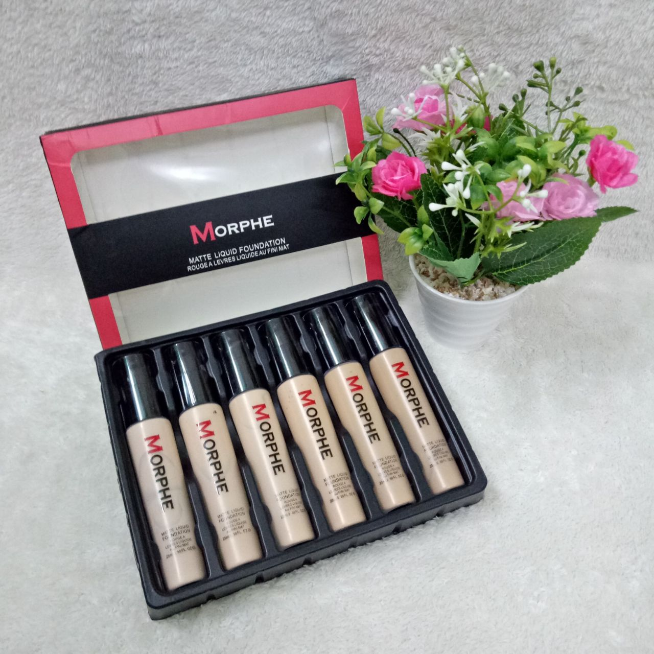 Morphe Matte Liquid Foundation