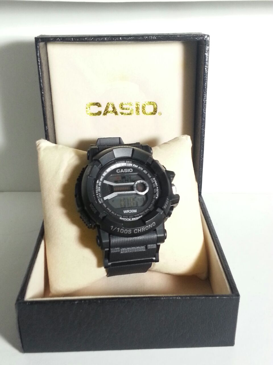 New CASIO Watch For Men