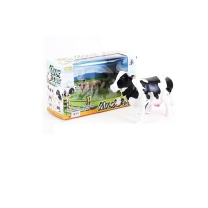 Milk Cow Toy - Black & White