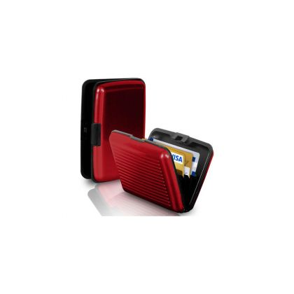 Alluma Wallet Red