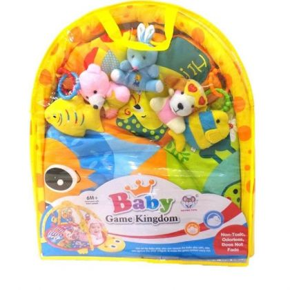 Baby Kingdom Play Gym