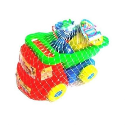 Beach Toy Truck - Multicolor