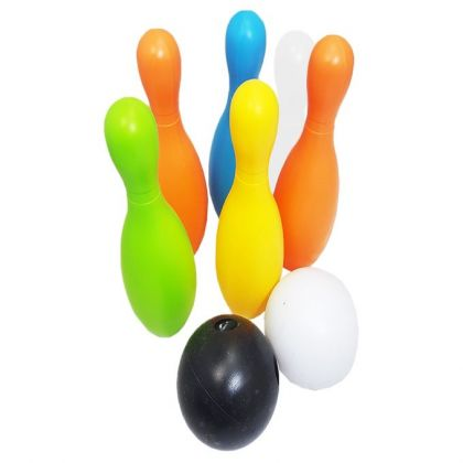 Bowling Ball Set NL022-2B