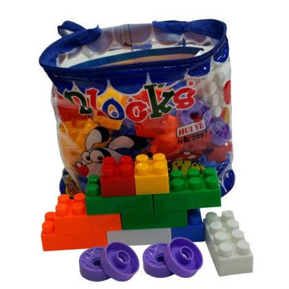 Building Blocks 51 pcs - Multi Color