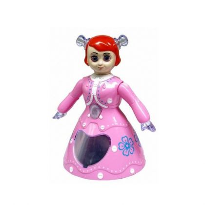 Dolphy Dancing Pink Princess Doll
