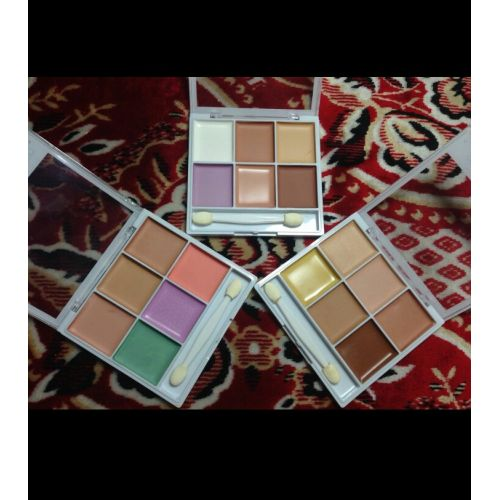 Face Makeup Goron Contour 6 Shades kit
