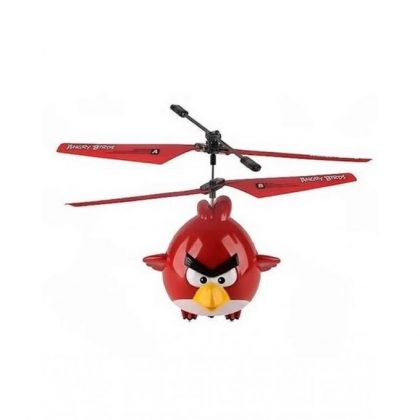 Flying Angry Bird - Hand Sensor Operated
