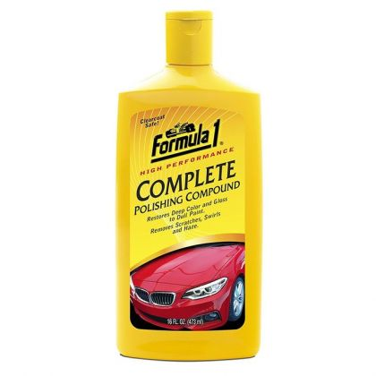 Formula 1 Complete Polishing Compound 16Oz (473 Ml