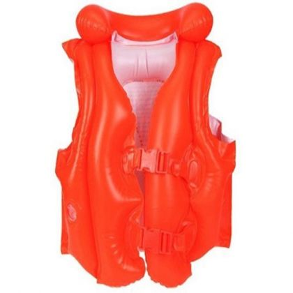Intex Kids Swimming Vest - Red
