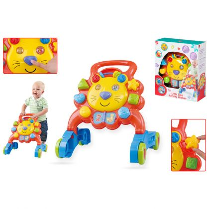 Little Lion Activity Walker