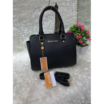 MICHAEL KORS Black Womens Hand Bag