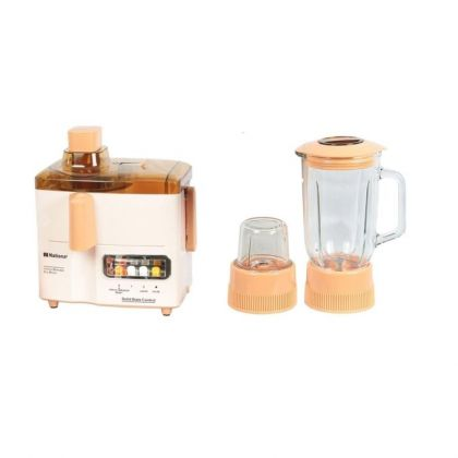 National 3 in 1 Juicer Blender and Grinder