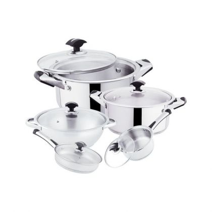 Pack 12 Sonex Stainless Steel Cookware Set