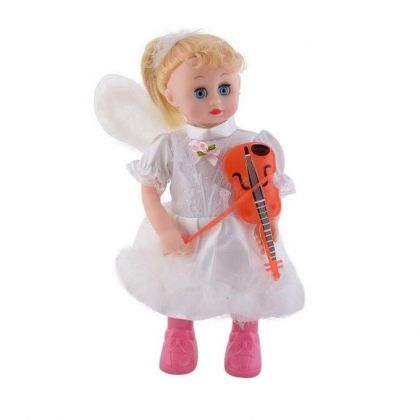 Swinging Angel Doll for Kids