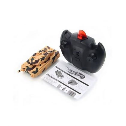 Wireless IR Remote Control Wall Climber Tank