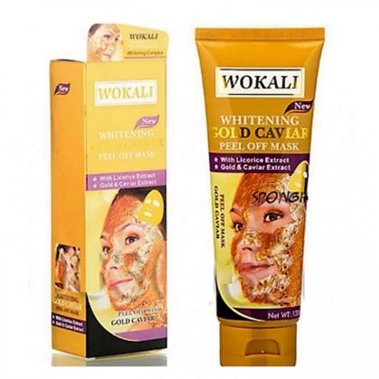 Wokali Whitening Golden Face Mack